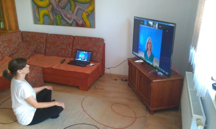 Qigong-Kurs im Livestream